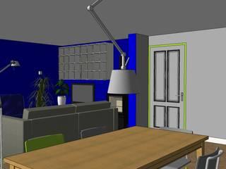 Interieuradvies woonkamer Alphen a/d Rijn van Huyze de Tulp interieurdesign