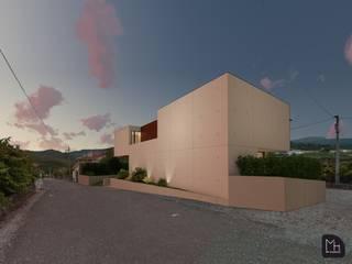 Casa no Montenadouro por MH.Arquitectos Minimalista