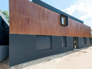 Prefabricated home by MODULAR HOME,