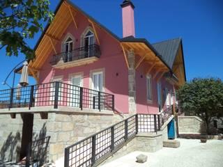 Casa do Conselheiro por MH.Arquitectos Colonial