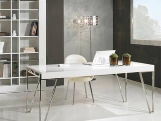 Decordesign Interiores Study/officeDesks Chipboard White