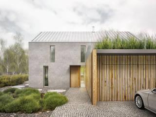 Dom ZeroE: styl , w kategorii  zaprojektowany przez Atmo-Studio