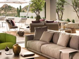 Maravilla Los Cabos: Hoteles de estilo  por JSF de México Landscaping,
