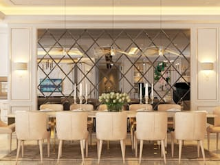 Dining room by Norm designhaus, Classic