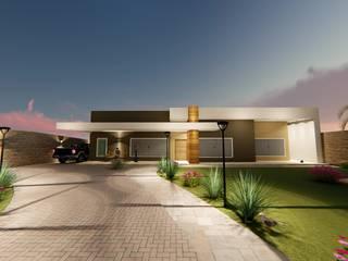 Casa Serra da Graciosa Danilo Rodrigues Arquitetura Casas do campo e fazendas