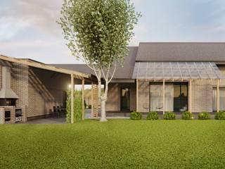 Дизайн-Центр Terrace house