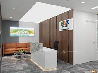 Office buildings by Công ty CP nội thất Miền Bắc, Modern