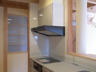 栄町の家 モダンな キッチン の 山下建築研究所 モダン