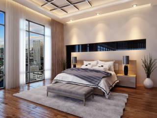 Gayrettepe Loft - İstanbul / Türkiye Sia Moore Archıtecture Interıor Desıgn Modern