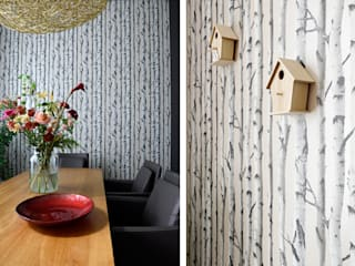 Humor & Alter Neuer Glanz im Umgebauten Bürobau:   von Grace&Holmes