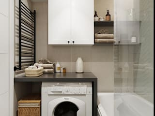 Modern bathroom by Levitorria Modern