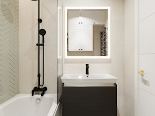 Bathroom by Levitorria