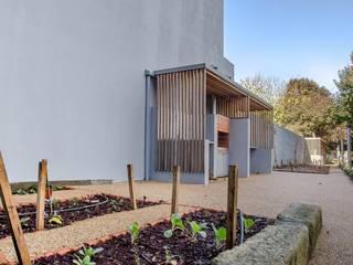 Apartamentos Torrinha: Jardins  por Ren Ito Arquiteto,Moderno
