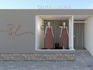 by Daniela Ponsoni Arquitetura Eclectic