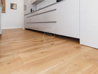 Roble Built-in kitchens Wood Grey