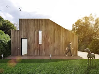 Minimalist house by martimsousaemelo Minimalist