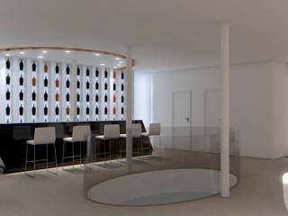 Archviz Modern Interior Design por Headless Studio