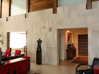 Salon minimaliste par Solución en Carpinteria Minimaliste