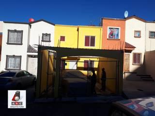 Ampliacion de casa habitacion (recamara principal): Casas unifamiliares de estilo  por ARC ARQUITECTURA