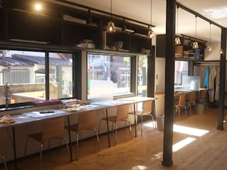 アトリエそらのいろ ラスティックな 窓&ドア の 湘南建築工房 一級建築士事務所 ラスティック