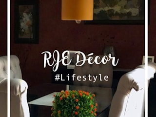 RJE003: Comedores de estilo  por RJE Decor