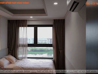 Chambre de style  par Hoàn Thành Group,
