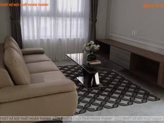 Living room by Hoàn Thành Group