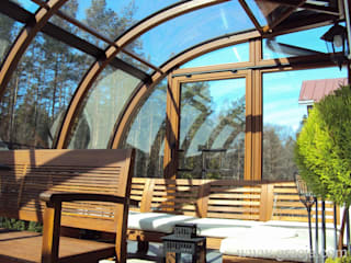 Conservatory by GRACJA SP. Z O.O.