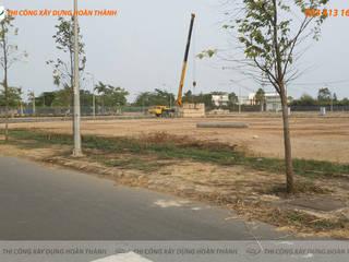 Nowoczesne domy od Hoàn Thành Group Nowoczesny