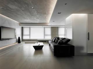 Ruang Keluarga oleh Nestho studio, Modern