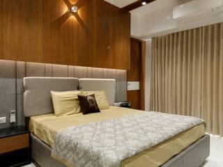Dormitorios de estilo moderno de malvigajjar Moderno