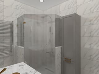 Modern bathroom by Asya Yapı İçmimarlık Modern