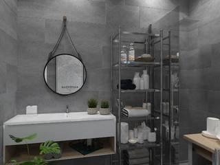 모던스타일 욕실 by lifestyle_interiordesign 모던