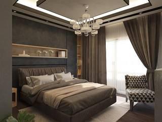 Habitaciones modernas de lifestyle_interiordesign Moderno