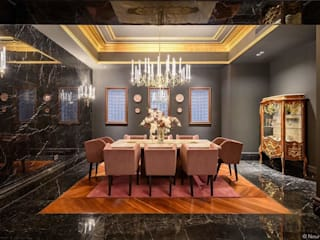 Dining room by lifestyle_interiordesign
