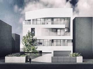 記錄生活的住宅 - 漫步蘭陽 根據 行一建築 _ Yuan Architects 現代風