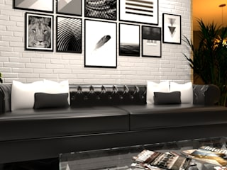 Altın Oda Modern Klinikler Locca Design Modern