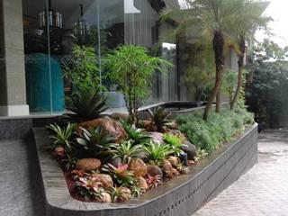 حديث  تنفيذ Gardener Landscape, حداثي