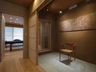 嵯峨野別墅: スタジオクランツォが手掛けたアジア人です。,和風
