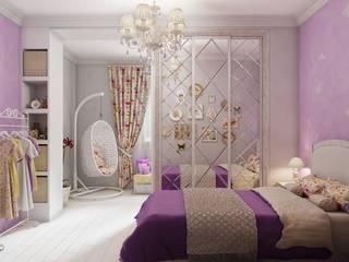 Girls Bedroom by Svetlana February,