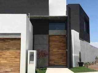 Casa Santa Barbara Casas modernas de Vace Arquitectos sa de cv Moderno