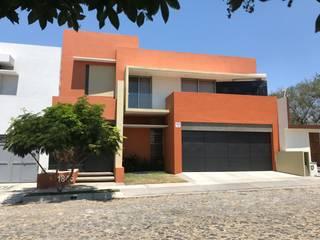 Casa Tabachin Casas modernas de Vace Arquitectos sa de cv Moderno