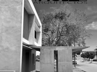 Casa Parota Casas modernas de Vace Arquitectos sa de cv Moderno