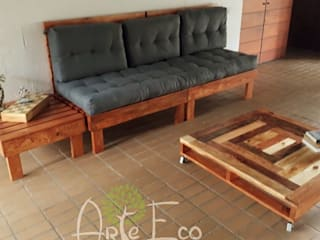par Arte Eco Decoraciones Rustique