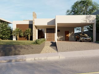 Condomínio Estancia Quintas da Alvorada, Jardim Botânico - DF. por Rudini Rodarte Arquitetura e Construção