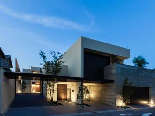 Uni-house の スレッドデザインスタジオ モダン