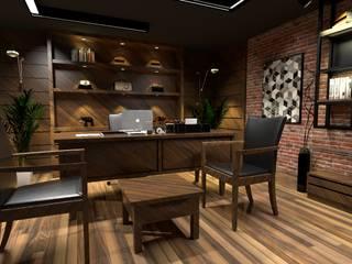 Ofis Locca Design Rustik