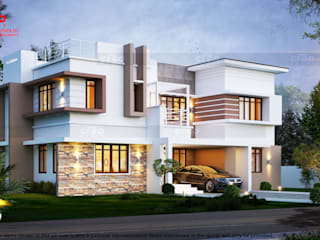 Top Ten Home Designs In Kerala Creo Homes Pvt Ltd Asian style houses