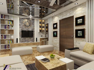 by The Midas Touch Interiors