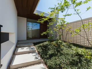 Sat-house 三重県建築賞 知事賞 受賞作 の スレッドデザインスタジオ ミニマル